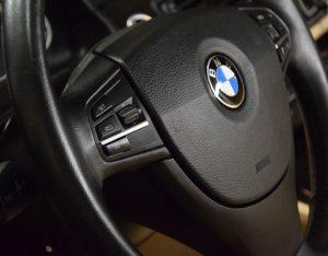 BMW 5 F10 detailing Białystok