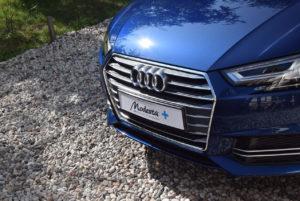 Audi A4 B9 detailing