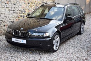 BMW 3 E46 kombi detailing Białystok