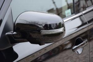 Mitsubishi Outlander III detailing Białystok