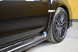 Subaru WRX detailing