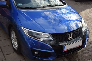 Honda Civic IX detailing Białystok