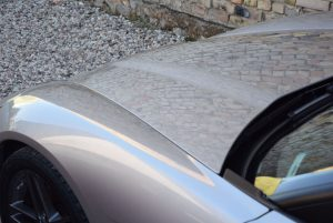 Chevrolet Corvette C07 detailing Białystok