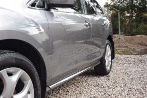 Mazda CX-7 detailing Białystok