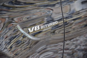 Mercedes C43 AMG detailing Białystok