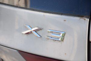 BMW X3 E84 detailing Białystok