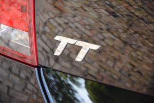 Audi TT 8J detailing Białystok