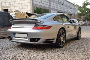 Porsche 911 997 detailing Białystok
