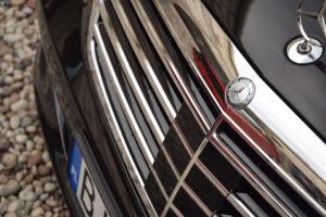 Merdeces S-klasa W221 detailing Białystok