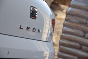 Seat Leon FR III detailing Białystok