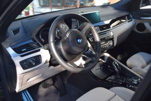 BMW X2 detailing Białystok