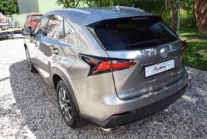 Lexus NX 200t detailing Białystok